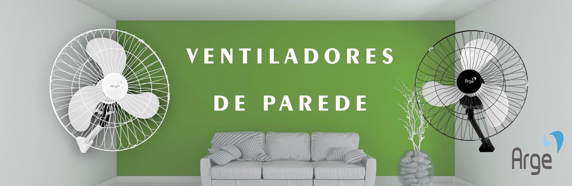 Banner Ventilador de Parede