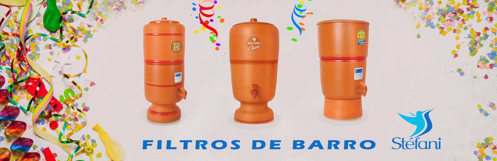 Carnaval Filtro de Barro