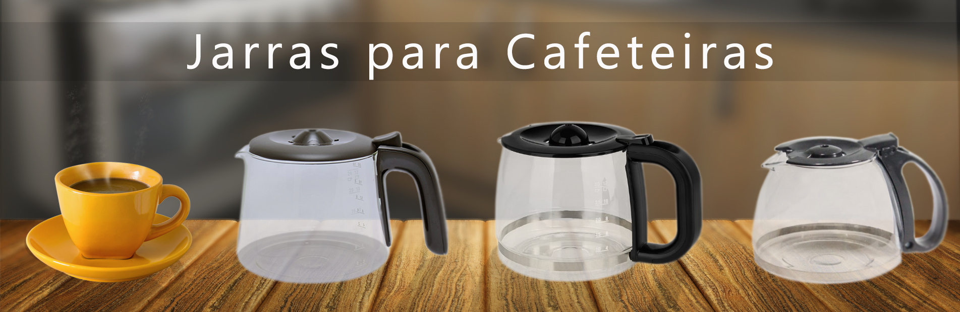 jarra para cafeteira