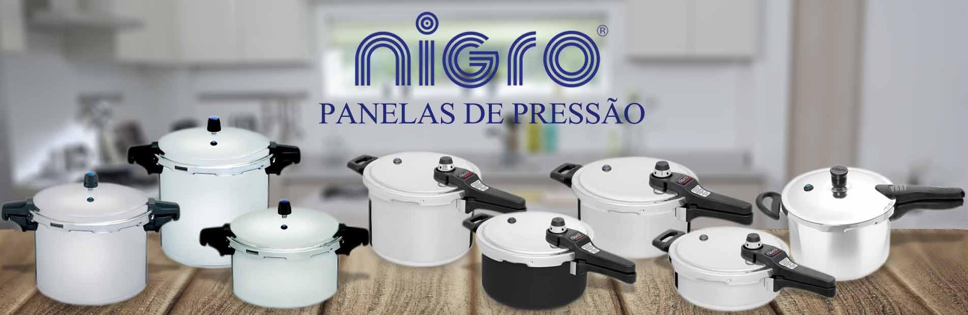 Panelas de pressão Nigro