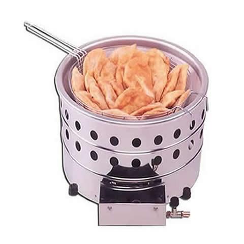 Tacho fritador a gás 7 litros - Venâncio