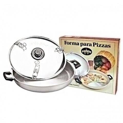Forma para Pizza e Assados - Fulgor