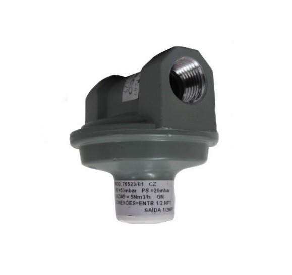Regulador para Gás ESTABILIZADOR 5 Nm³/h  GN - Aliança