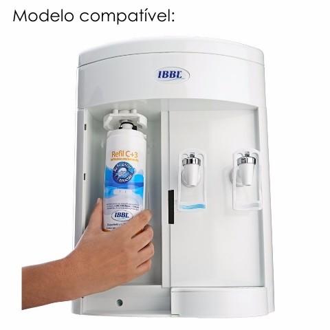 Refil / Filtro Para Purificador de Água WFS 006