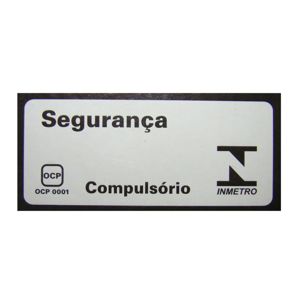 Panela de pressão de alumínio polido 7L Valência - Tramontina