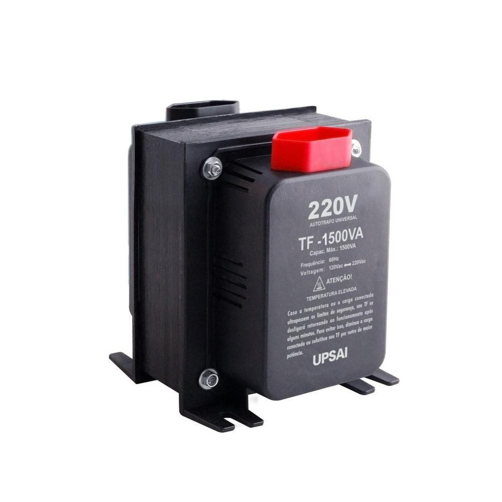 Autoransformador de Voltagem TF 1500VA - UPSAI