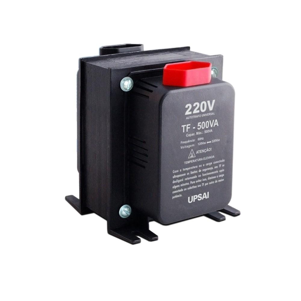 Autotransformador de Voltagem TF 500VA - UPSAI