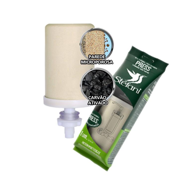 Vela Press para Filtro de Pressão - Cerâmica Stéfani