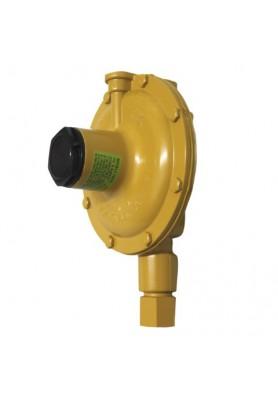 Regulador de gás Industrial Amarelo 50 kg/h - Aliança