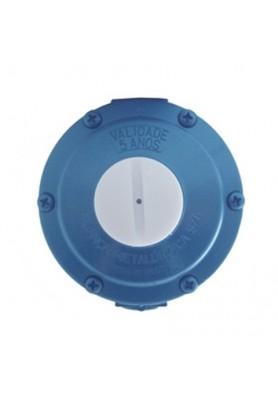 Regulador de gás Semi industrial Azul 7 kg/h - Aliança