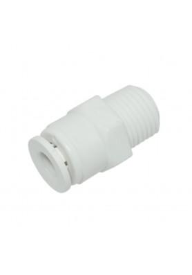 """Conector Rosca 1/4"""" para Filtro de Água - Brastemp"""