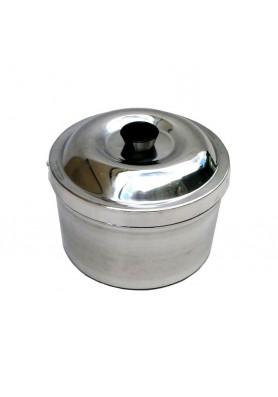 Forma de Pudim Com tampa - Alumínio Econômico