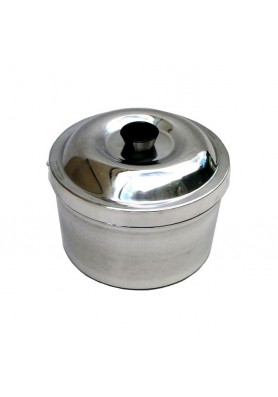 Forma de Pudim Com tampa n°20 - Alumínio Econômico