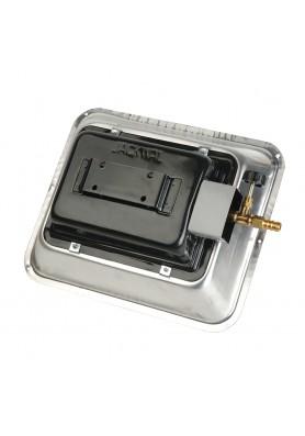 Queimador Infravermelho 2850 kcal/h sem instalação com Refletor Jackwal