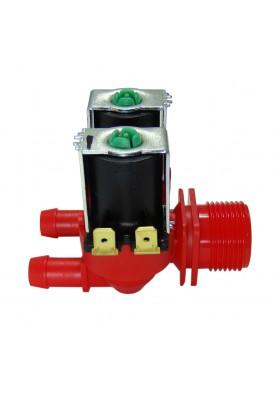 Válvula de Entrada Dupla 220V para lavadora Electrolux
