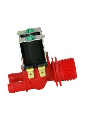 Válvula de Entrada Dupla 2,5/12 L/Min 220V para Máquina de Lavar Roupa LTC07