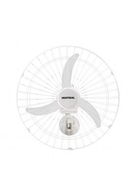 Ventilador de Parede 60 cm Branco Bivolt - Ventisol
